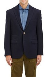 Michael Bastian Two Button Sportcoat Blue