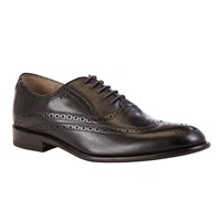 Oliver Sweeney London Fellbeck Leather Lace Up Brogues Black