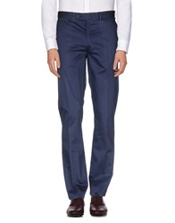 Hackett Trousers Casual Trousers Men Slate Blue