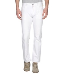 Meltin Pot Denim Pants White