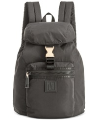 Tommy Hilfiger Training Plus Solid Nylon Small Backpack