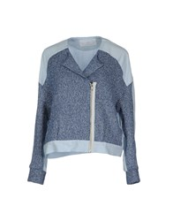 Thakoon Addition Suits And Jackets Blazers Women Blue