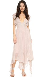 Free People My Antonia Maxi Dress Ballet Combo
