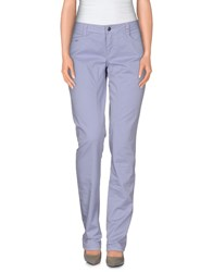 Siviglia Trousers Casual Trousers Women Lilac