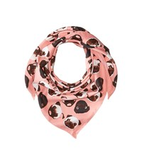 Bcbgeneration Frenchie Kisses Coral Reef Scarves Red