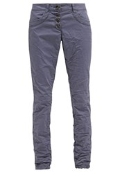 Tom Tailor Trousers Steal Blue