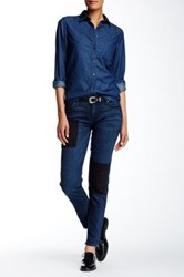 Cj By Cookie Johnson Powerful Straight Leg Jean Blue