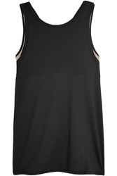 Live The Process Linear Stretch Supplex Tank Black