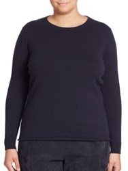 Lafayette 148 New York Cashmere Sweater Ink