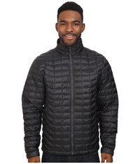 The North Face Thermoball Full Zip Jacket Asphalt Grey Men's Coat Gray