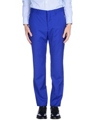 Ports 1961 Trousers Casual Trousers Men Bright Blue