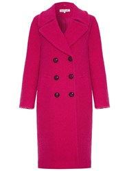 Damsel In A Dress Charlecote Coat Pink