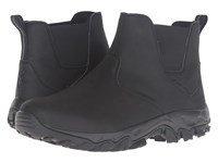 Columbia Newton Ridge Plus Slip Waterproof Black Charcoal Men's Waterproof Boots