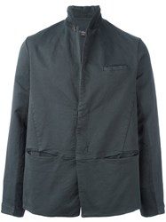 Transit Boxy Shirt Jacket Green