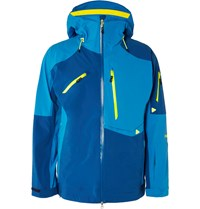 Phenix Neo Black Shell Ski Jacket Blue