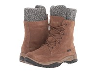 Baffin Shannon Taupe Women's Shoes