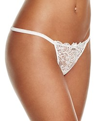 Le Mystere Sophie Lace Thong 635 Pearl