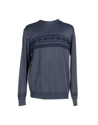 Napapijri Knitwear Jumpers Men Slate Blue