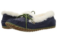 Sorel Out 'N About Slipper Collegiate Navy Women's Slippers