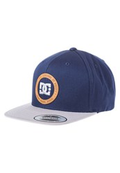 Dc Shoes Starver Cap Blue Iris Dark Blue