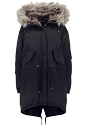 Noisy May Nmtube Parka Black