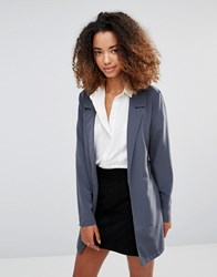 Vero Moda Short Trenchcoat Ombre Blue