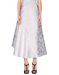 Marni Skirts Long Skirts Women White