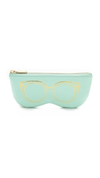 Rebecca Minkoff Sunglasses Pouch Winter Mint