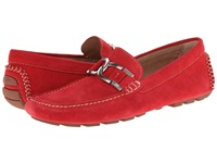 Donald J Pliner Derrik Tomato Men's Slip On Dress Shoes Red