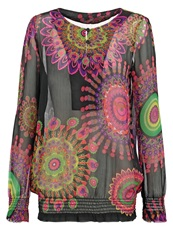 Desigual Topinni Tunic Negro Black