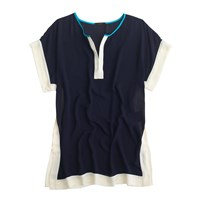 J.Crew Colorblock Beach Tunic