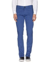 Murphy And Nye Trousers Casual Trousers Men Blue