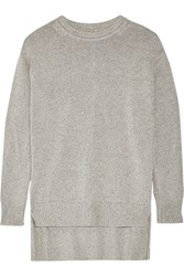 Adam By Adam Lippes Cotton Cashmere And Silk Blend Sweater