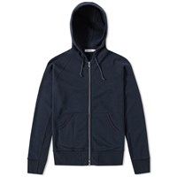 Nonnative Dweller Zip Hoody Blue