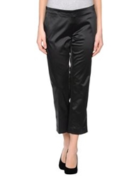 Rose' A Pois Casual Pants Black