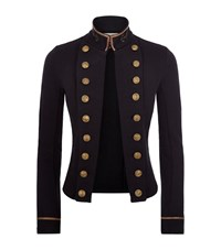 Denim And Supply Ralph Lauren Officer Jacket Female Black