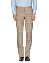 Boglioli Trousers Casual Trousers Men Beige