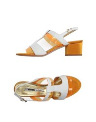Manas Lea Foscati Footwear Sandals Women White