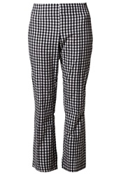 Made For Loving Trousers Black White
