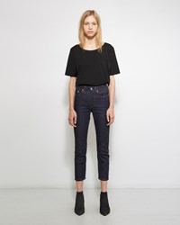 Acne Studios Patti One Jean Navy
