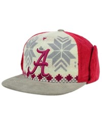 Top Of The World Alabama Crimson Tide Christmas Sweater Strapback Cap