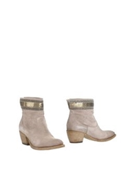 Fru.It Fru. It Ankle Boots Grey