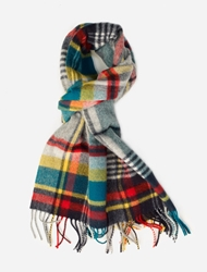 Rooney Bright Country Plaid Scarf