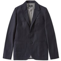 A.P.C. Duckie Jacket Blue