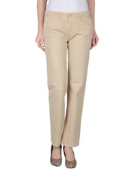 Monocrom Denim Pants Sand