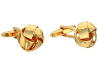 Stacy Adams Soft Love Knot Cuff Links Gold Cuff Links