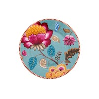 Pip Studio Fantasy Side Plate Blue