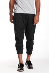 Religion Crib Jogger Black