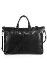 Jimmy Choo Hamlet Tote Bag Black