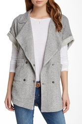 Elizabeth And James Sadie Jacket Gray